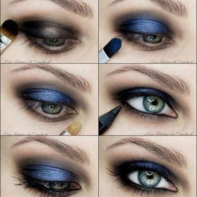 makeup howto's  amazingmakeups