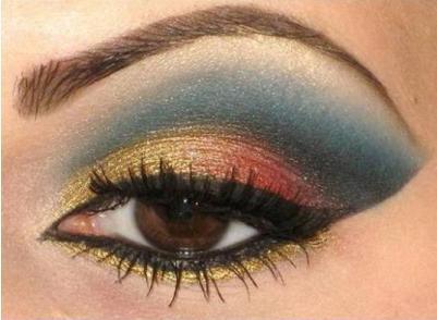 impressive eye makeups  amazingmakeups