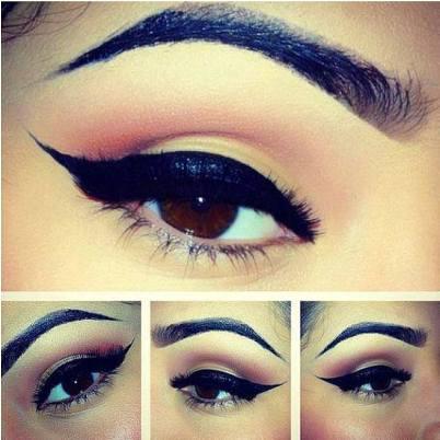 how to apply natural looking eyeshadow  amazingmakeups