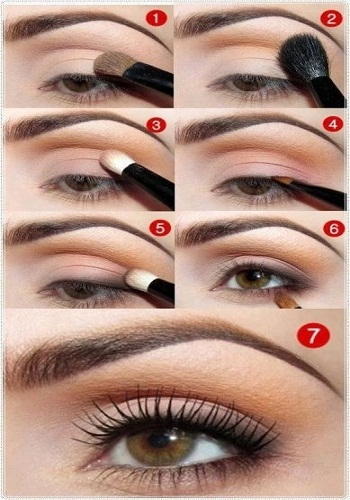 AmazingMakeups.com natural tutorial  Tutorial Natural  makeup Eye pictures Makeup  with