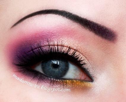 tips for applying eyeshadow for beginners  amazingmakeups