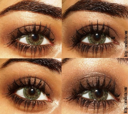 Smokey Eye Step By Step For Blue Eyes Images & Pictures - Becuo