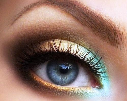 What Eye Makeup Makes Blue Eyes Pop - Mugeek Vidalondon