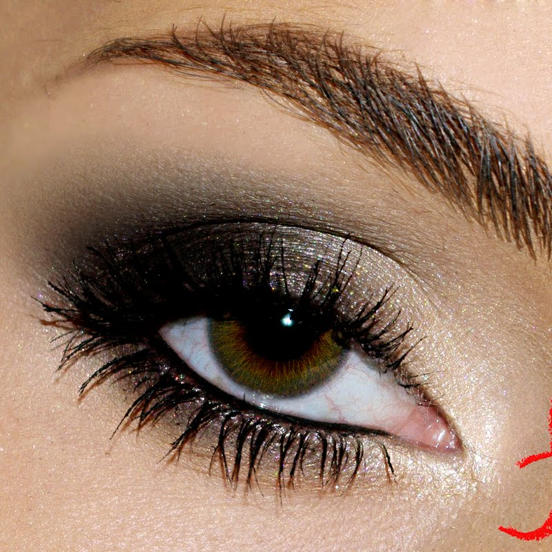 Dark Smokey Eye Makeup Tutorial Amazingmakeups