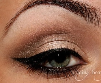 Go Natural At Night Using Too Faced Eyeshadow
