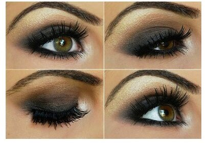 How To Wear Black Eyeshadow | AmazingMakeups.com