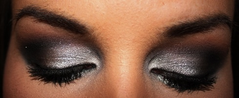 Grey Smokey Eyes For Dark Complexion Amazingmakeups Com