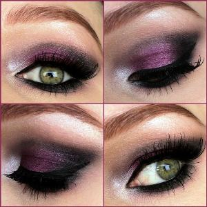 Purple Eyeshadow Ideas Amazingmakeups Com