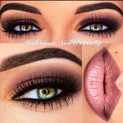 Top 10 Eyeshadow To Enhance Green Eyes | AmazingMakeups.com