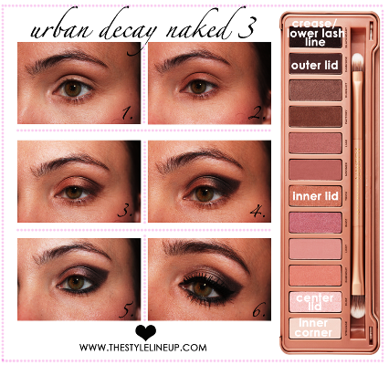 Urban decay vice 2 palette fall tutorial: champagne gold and bold.
