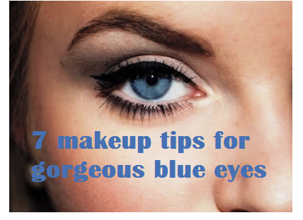 7 makeup tips for blue eyes amazingmakeupscom