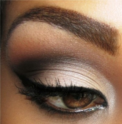 Winged Eyeliner Amp Smoky Eye Makeup Amazingmakeups Com