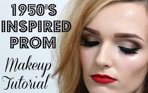 Historically Accurate 1960s Makeup Tutorial Brigitte