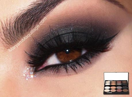 how to apply eye makeup stepstep  amazingmakeups