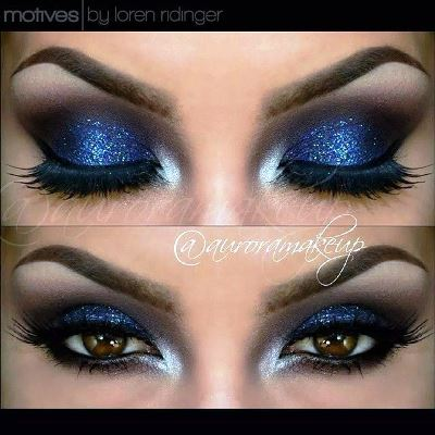 all you need to know in applying blue eyeshadow