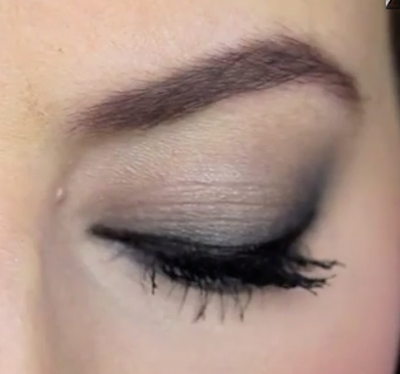 How to Wear: Black Eyeshadow | lisettesbeaute | AmazingMakeups.com