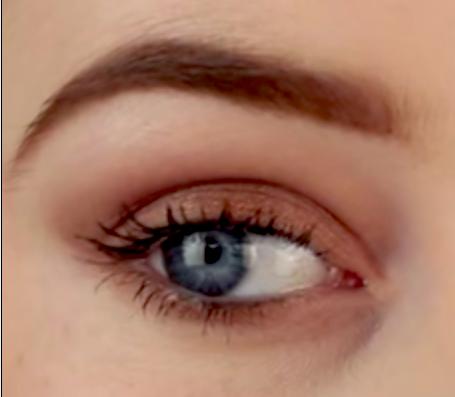 beginners makeup using one eyeshadow  amazingmakeups