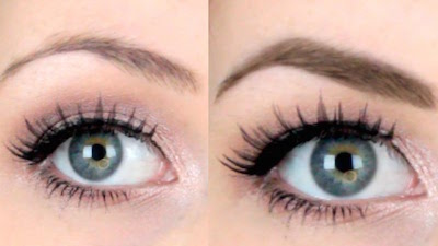 how to make perfect eyebrows for beginners