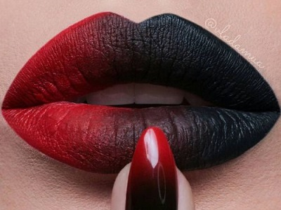 How to Pull Off Awesome Ombré Lips Perfectly