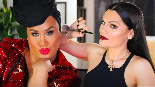 Jessie J Makeup Tutorial