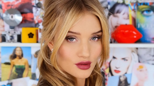 Get Ready with Rosie Huntington-Whiteley