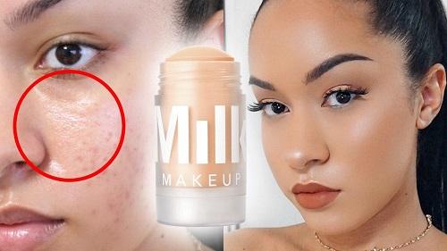 Milk Makeup Blur Stick Review + Demo
