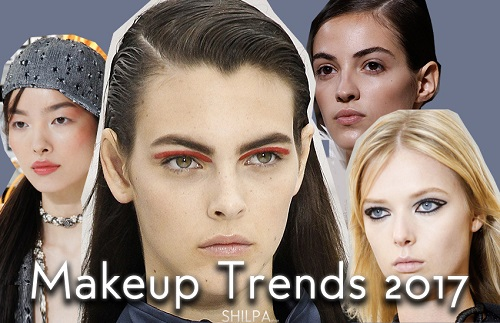 The Prettiest Makeup Looks and Trends for Spring 2017