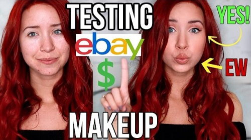 Full Face EBAY & Dollar Store