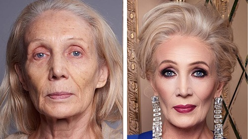 Top 5 Makeup For Older Women 2017