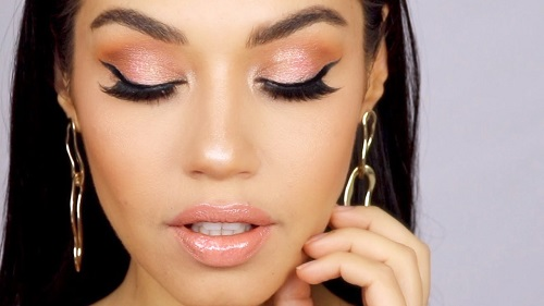 Easy Glam Prom Makeup Tutorial