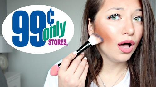 99 Cents Store Makeup Testing