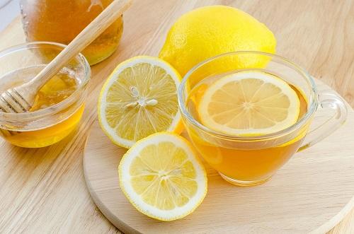 Honey Lemon Face Mask