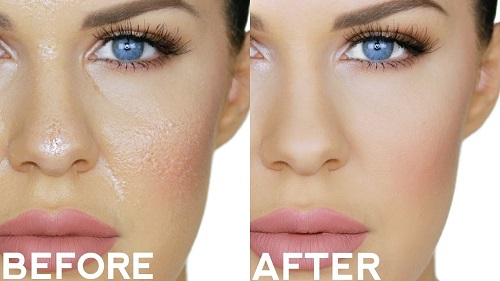 How To Stop Your Makeup From Getting Oily & Shiny