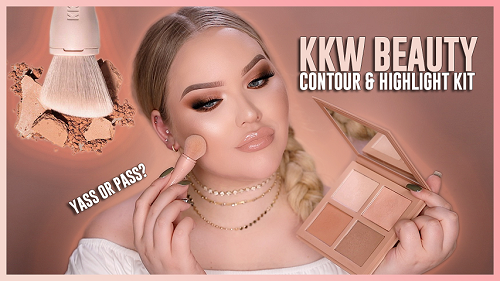KKW Beauty Review