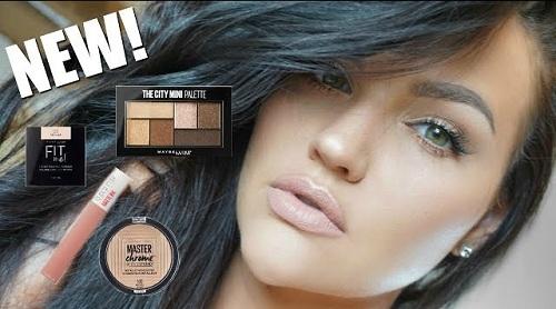 Bronze Monochromatic Makeup