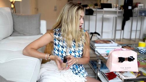 Inside Gigi Hadid's Makeup Bag