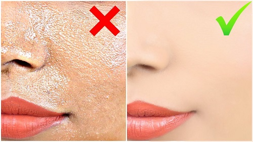 How To Stop Your Makeup Getting Oily & Shiny
