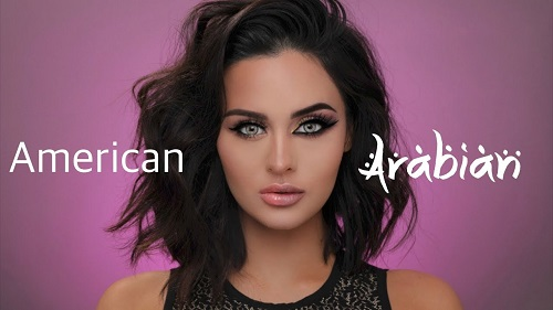 American VS Arab Makeup