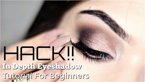 Beginner Eye Makeup HACK
