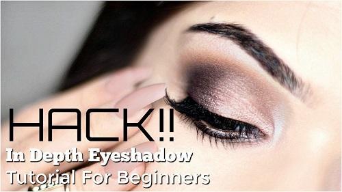 Beginner Eye Makeup HACK