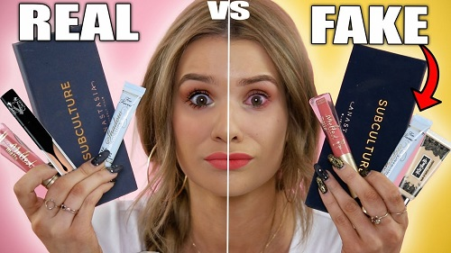 TESTING REAL vs FAKE Makeup!