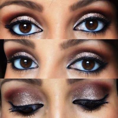 Makeup Colors For Dark Skin Tones
