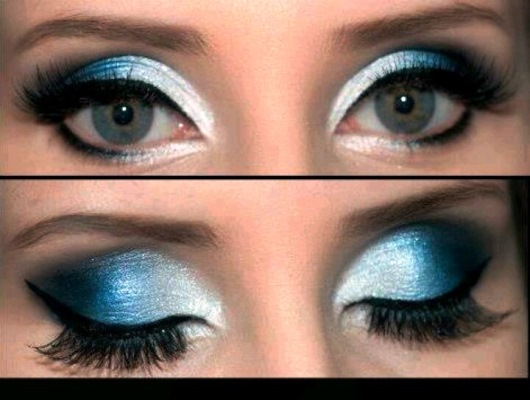 Makeup for Blue Eyes – How to, Tips